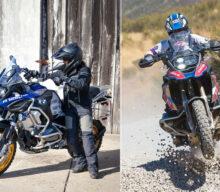 Despre înălțime și motociclete adventure, cu Jocelin Snow (1,55 m, BMW GS)