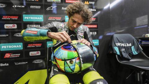 """Valentino Rossi: """"Vreau să demonstrez că Schwantz are dreptate să creadă în mine."""""""