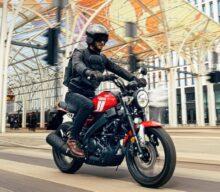 Yamaha lansează noua XSR125