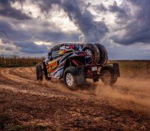 Startul 4V Rally Raid România intră în linie dreaptă