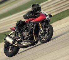 Triumph lansează noul Speed Triple 1200 RR 2022